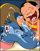 Lilo and Stitch Cartoon Sex