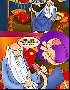 Naughty Atlantis Adult Cartoons