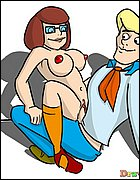 Fred and Velma Sex