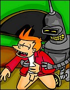 Bender Fucks Fry