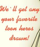 XXX Favorite Toon Heroes!