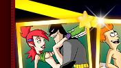 Superheroes Having Sex
