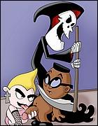 Billy&Mandy Cartoon Sex