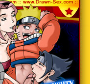 Naughty Naruto Cartoons