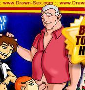 Drawn Sex Cartoon