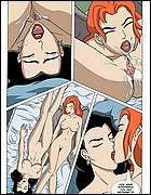 Hot Justice League Babes