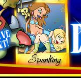 Spanking Porn Cartoons