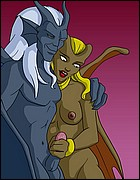Adult Gargoyles Cartoons