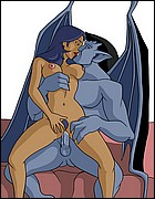 Hotny Gargoyles Having Sex