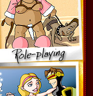 Sex Role-playing Cartoon