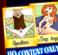 Famous Naked Toons
