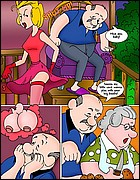 Dennis the Menace Adult Comics Cartoons
